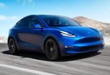 Tesla model y 2021