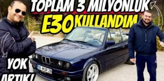 bmw e30 cabrio 320i m20b20