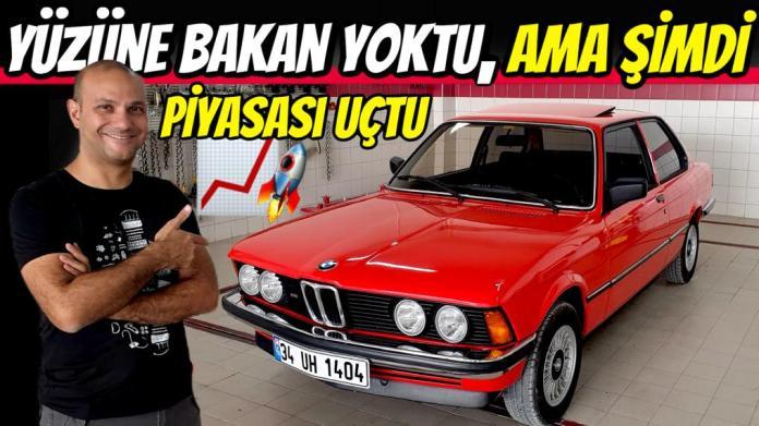 1982 bmw e21 315