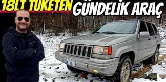 jeep grand cherokee zj 5.2 v8