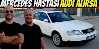 Audi A6 1.8t C5 kasa 2000 model