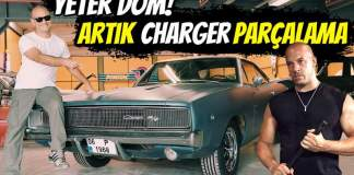 1968 Dodge Charger RT 440 hızlı ve öfkeli fast and furious