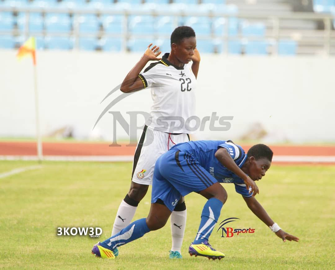 Evelyn Badu conjures to see Black Queens beat Faith Ladies 2-1