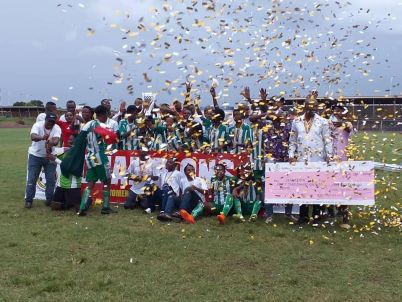 Hasmal Ladies clinch NC Special cup after a 3-2 win against Ampem Darkoa Ladies