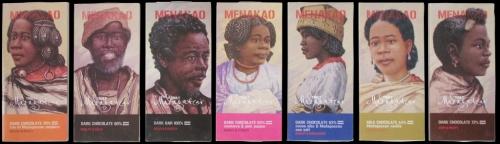 Czekolady Menakao - gama