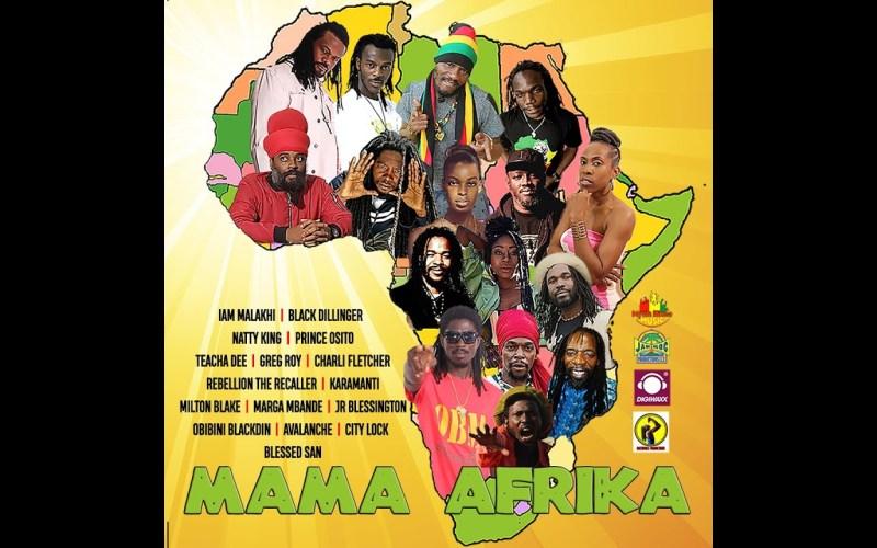 Various Artists – Mama Afrika Riddim