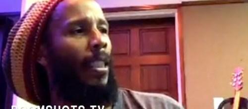 Ziggy Marley Interview by Boomshots TV – International Reggae Day