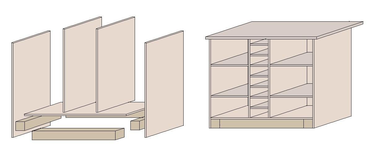 Lowboard selber bauen ytong  Hifi Möbel Selber Bauen | ambiznes.com