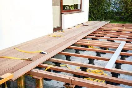 Terrasse Holz Unterkonstruktion Bauanleitung – Jetpulse Info