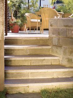 Gartentreppe bauen  selbstde
