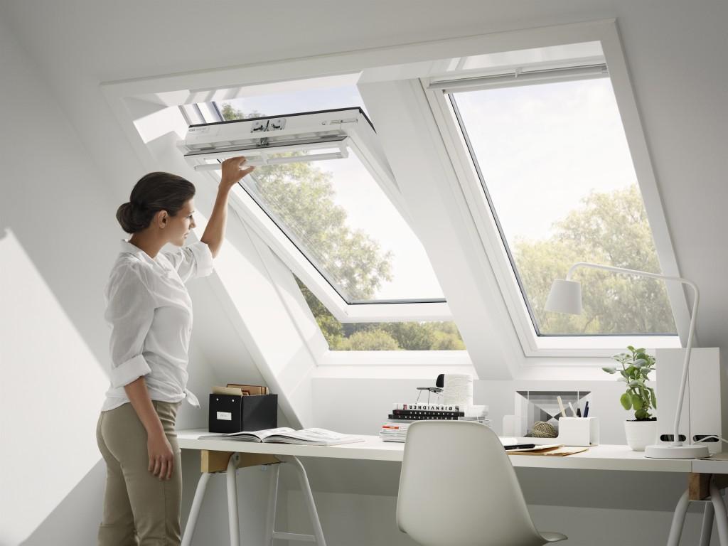 Velux Dachfenster  selbstde