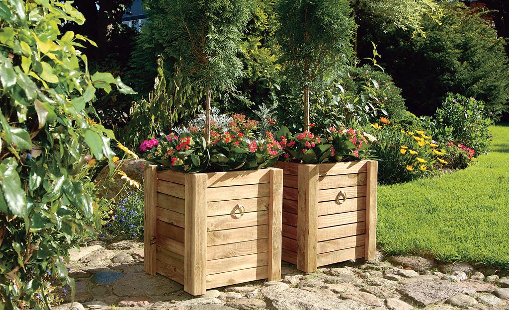 HolzPflanzkbel  selbstde
