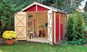 Gartenhaus Selber Bauen Selbstde