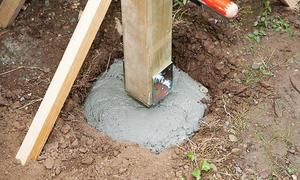 Fundament bauen  selbstde