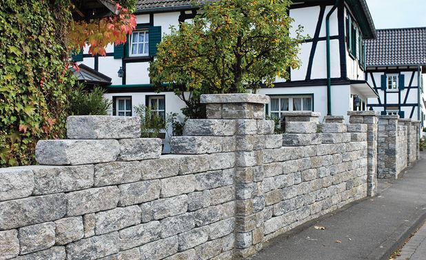 Grundwissen Gartenmauer  selbstde
