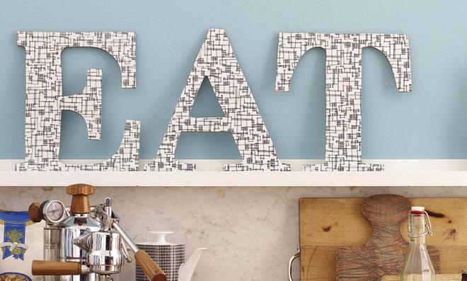 Buchstaben selber basteln  selbstde