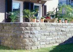 Natursteinmauer Bauen Wände Mauern & Abdichten Selbst De