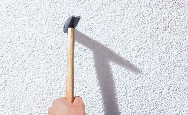 Rauputz Innen Streichen rauputz sauber streichen so