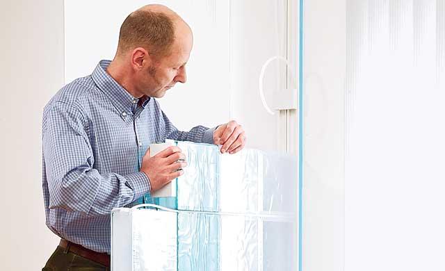 Glasbausteine mauern  Bauen  Renovieren  selbstde