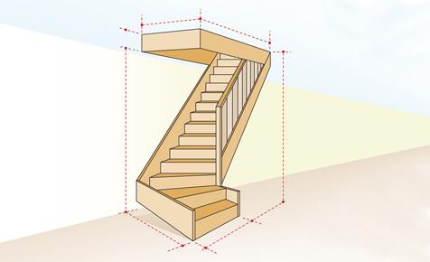 Treppe berechnen  Treppen Fenster  Balkone  selbstde