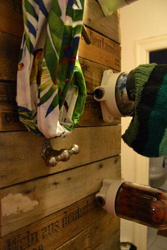 Garderobe selber bauen  selbstgebaute Mbel