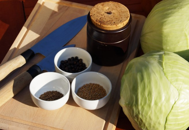 sauerkraut rezept selber machen gesunder vitaminspender. Black Bedroom Furniture Sets. Home Design Ideas