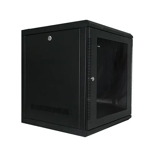 11u 11ru 19 wall mount rack cabinet 508mm deep wc11u