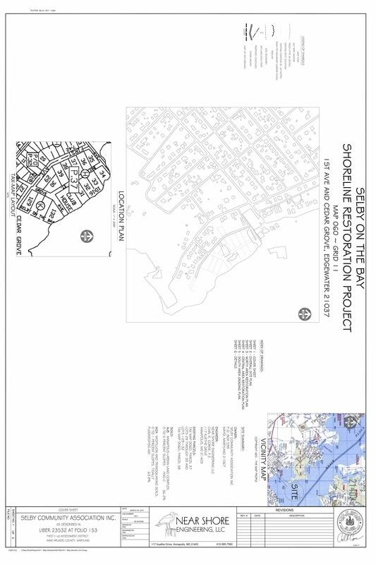 Shoreline Erosion Project