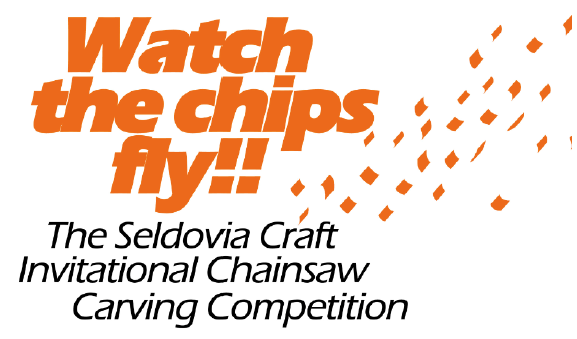 Chainsaw carving competition countdown seldovia