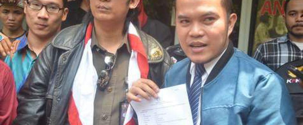 Zaskia Gotik Dilaporkan Oleh LSM KPK Karena Hina Lambang Indonesia