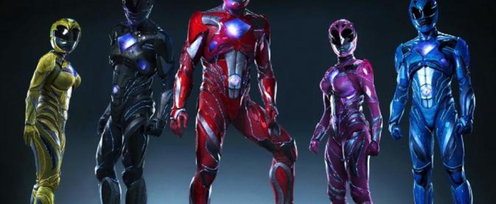 Trailer Film Mulai Beredar, Begini Penampilan Terbaru Power Rangers