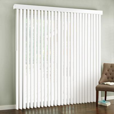 Signature Smooth Vertical Blinds  SelectBlinds
