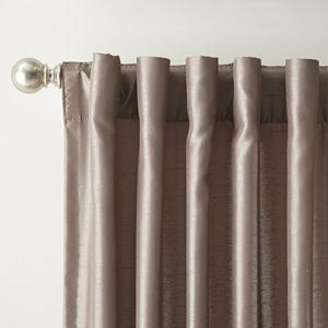 Back Tab Top Curtains and Custom Back Tab Drapes  SelectBlindscom