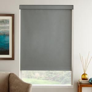 Select Fabric Room Darkening Roller Shades  SelectBlinds