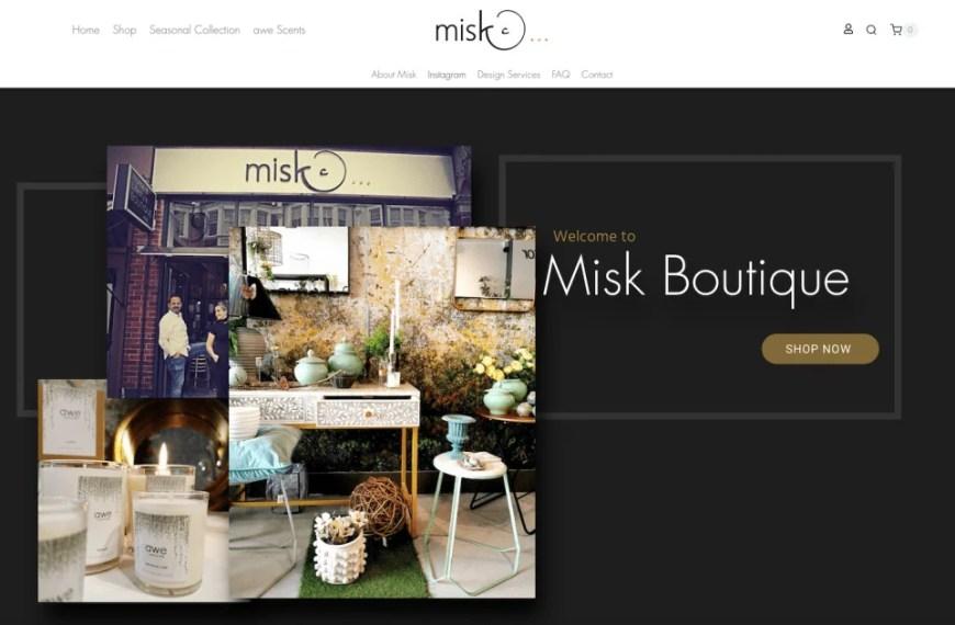 Misk boutique