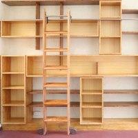 Select Custom Joinery | Bookshelves & Home Office