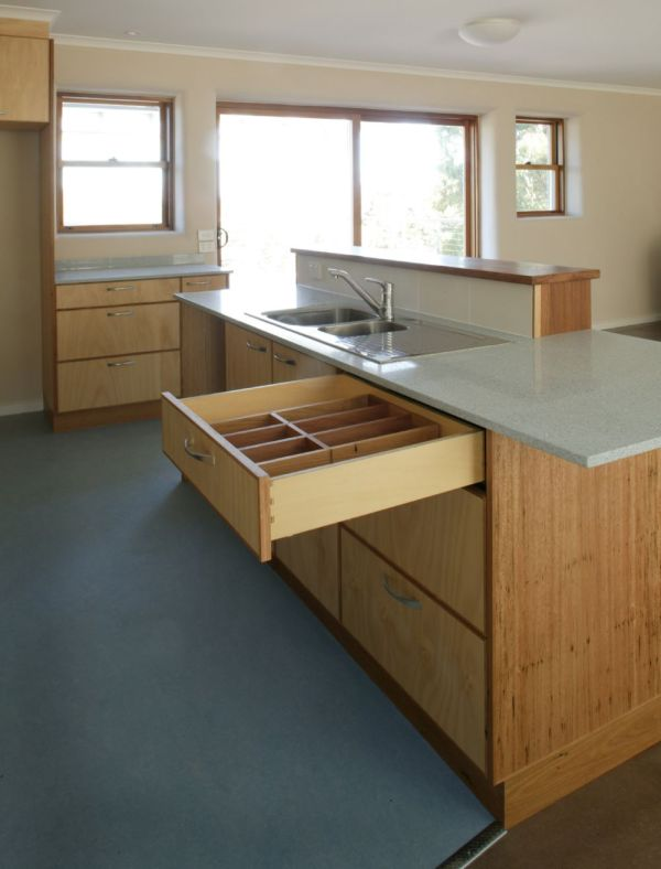 Select Custom Joinery Plywood Kitchen And Internal