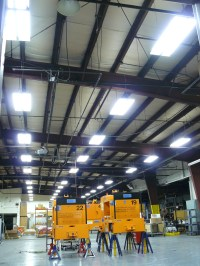 Factory Lighting | Select Electric Company