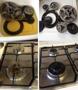 APPLIANCE DEEP CLEANS