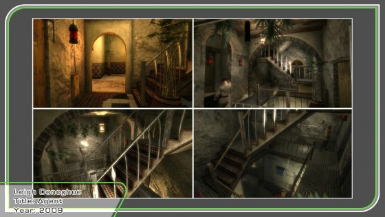 Agent - Cenários 02 - PS4