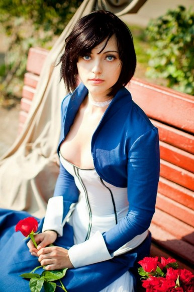 cosplay elizabeth bioshock infinite