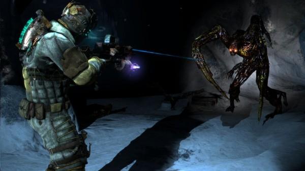 Dead Space 3 Screen