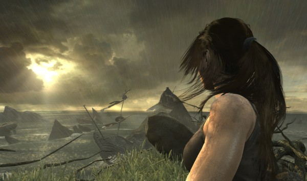 AMD TressFX Tomb Raider Lara Croft