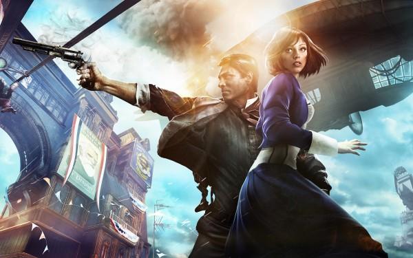 Bioshock Infinite lançamentos games março 2013