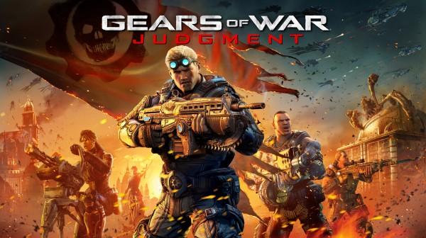 Gears of War Judgment lançamentos março 2013