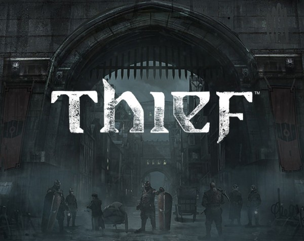 Thief City Artwork