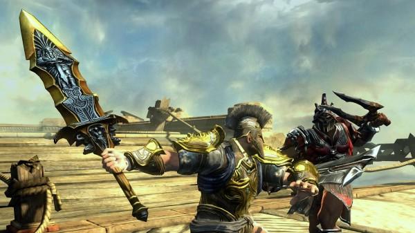 God of War PS3 Ascension Multiplayer