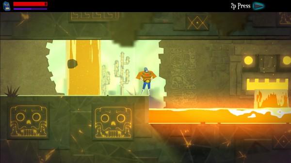 Guacamelee PS3 Screenshot Lançamentos Abril 2013