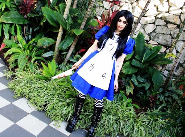 Alice Cosplay Madness Returns Dead Dolly