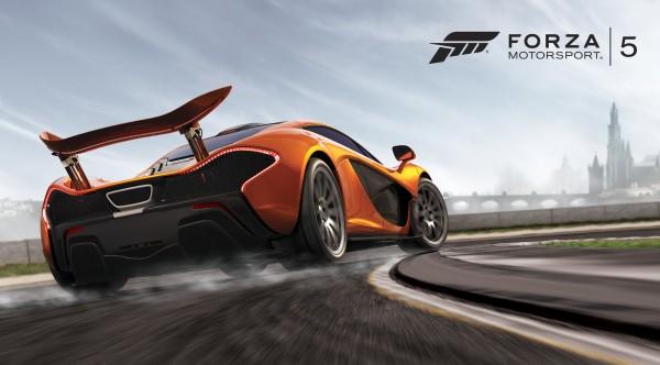 Forza Motorsport 5 McLaren P1